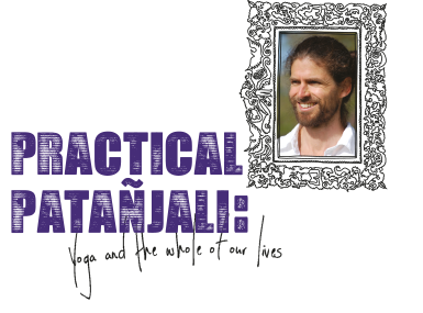 Practical Patañjali with James Boag